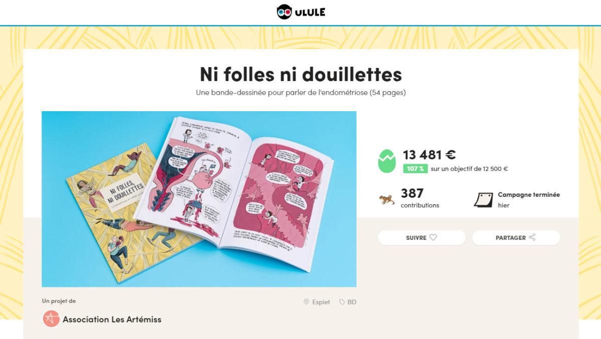 image de couverture de l'article sur la campagne Ulule